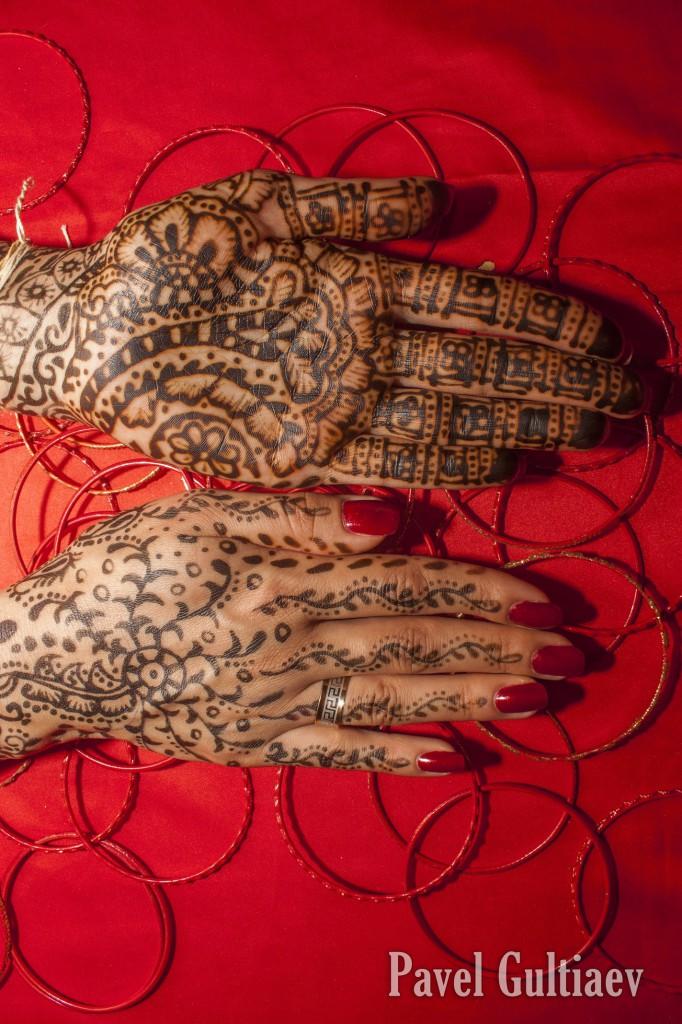 Мехенди Свадьба